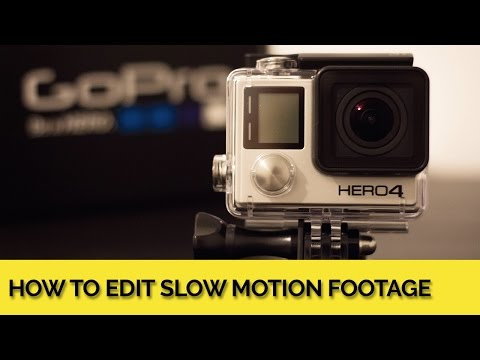 How to Edit Slow Motion Footage in Premiere Pro