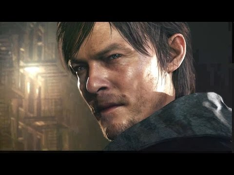 Silent Hill game in the works with Norman Reedus onboard