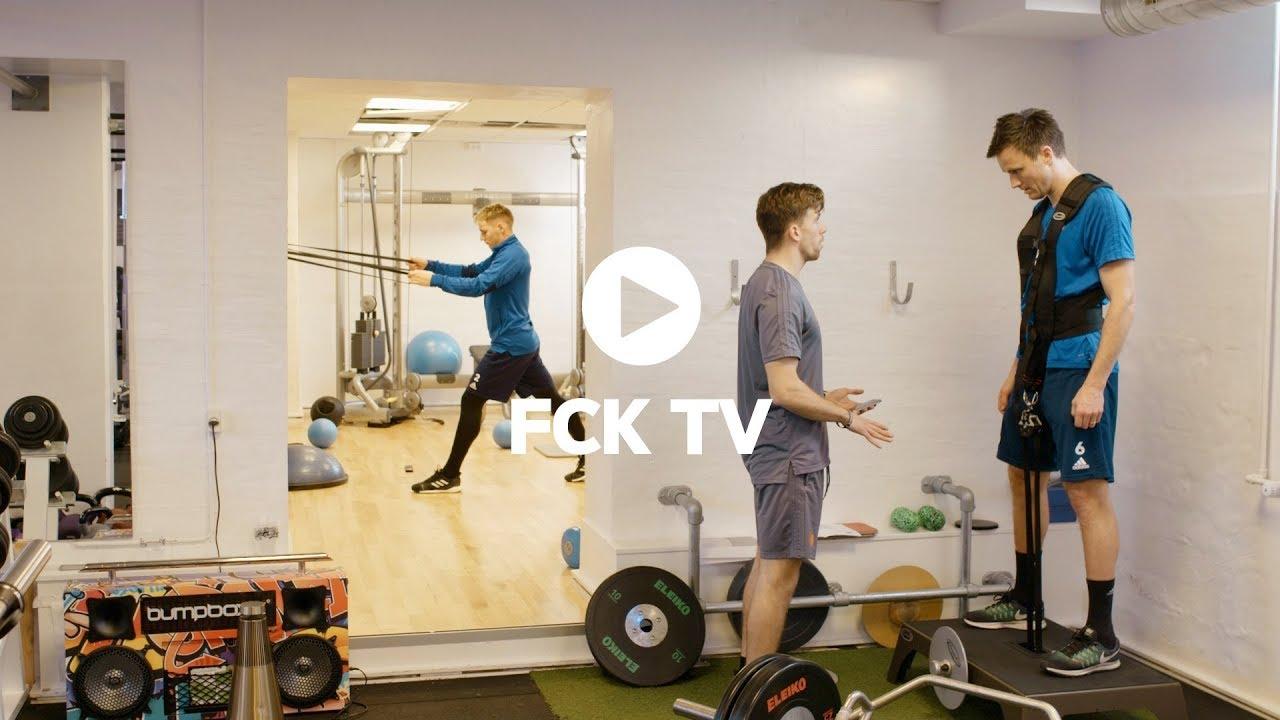 bc0d37ccec4 Fitness udstyr til fysioterapi og genoptræning | Prof. maskiner og ...