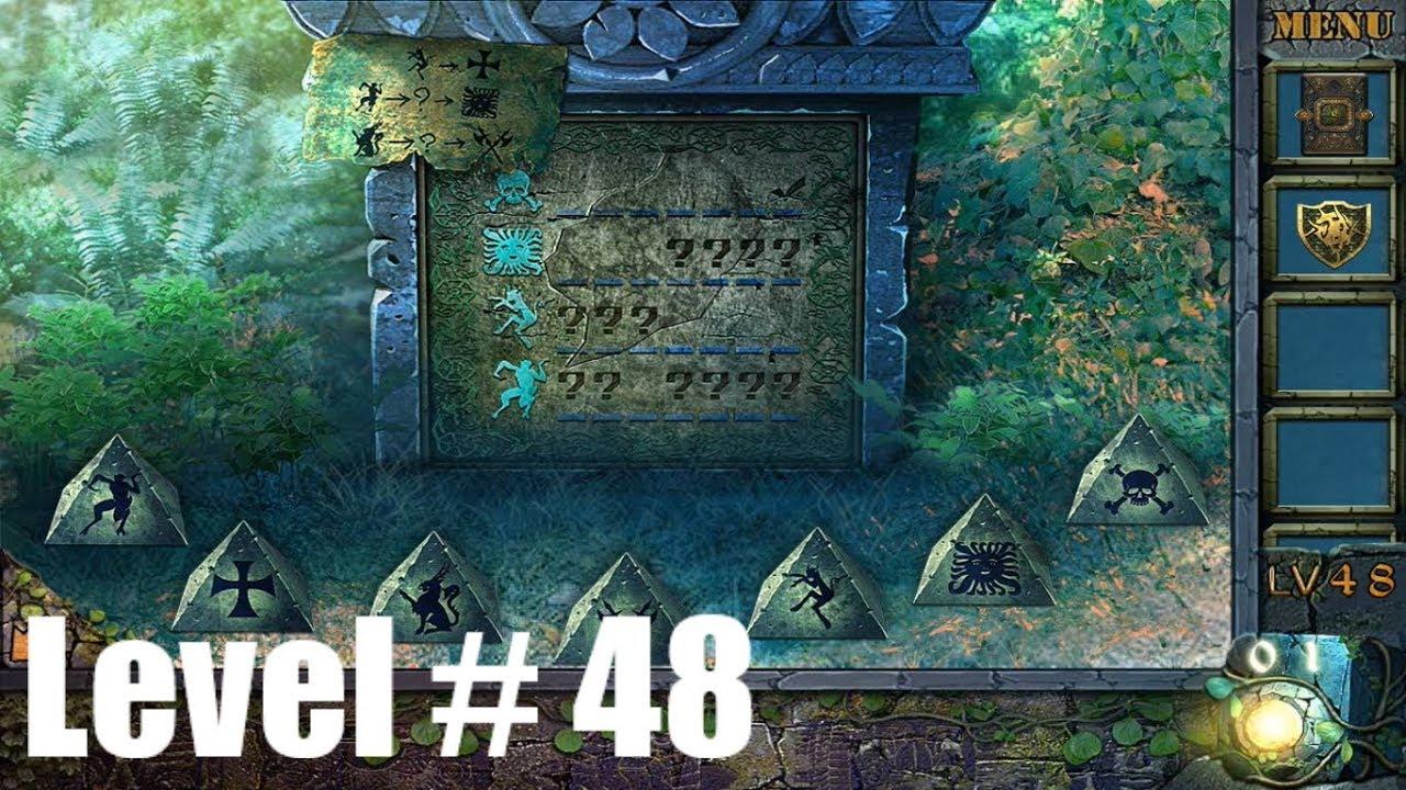 Can You Escape The 100 Room 5 Level 48 Walkthrough Youtube