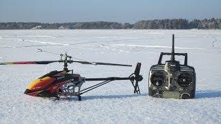 Полный Обзор Wltoys V913 Helicopter