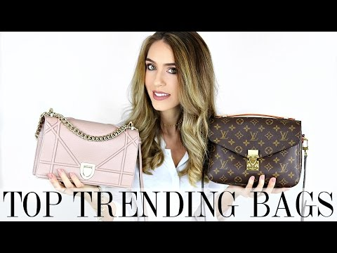TOP TRENDING BAGS & DESIGNERS OF 2017 | Shea Whitney