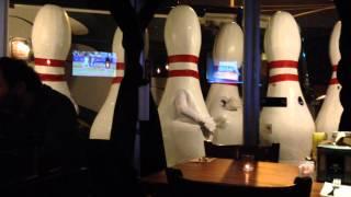 Williamsburg Brooklyn - Human Bowling Pins