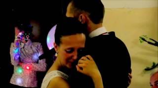 Спел на свадьбе невесте