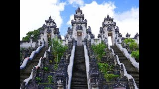 BALI:  Amazing Temple of A Thousand Steps