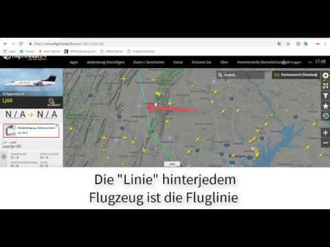 Flightradar24 - Die Anleitung Zu Flugverfolgen  | Flugverfolgung.org
