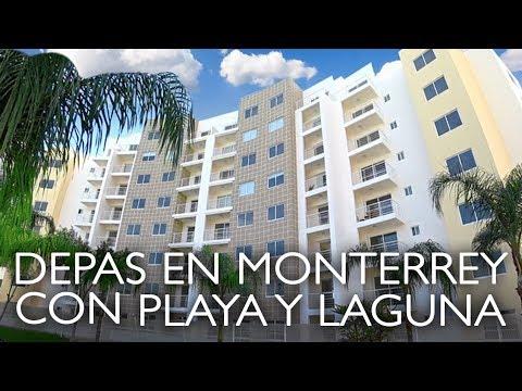 Desde los departamentos Laguna en Monterrey Apodaca Playa Dream