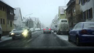 7.12.12 snow in Moerfelden