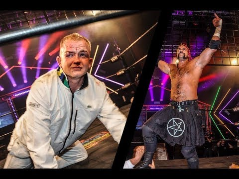 "Ravie Davie calls Bram ""The biggest f**k up in professional wrestling""!"