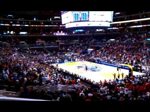 Pac 10 Tournament 2011...Washington vs Arizona Final (2)