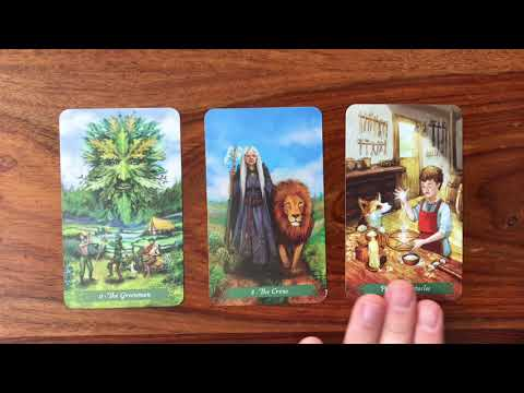 Daily Tarot Reading for 12 October 2017 | Gregory Scott Tarot