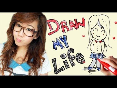 Draw My Life   Bubzbeauty