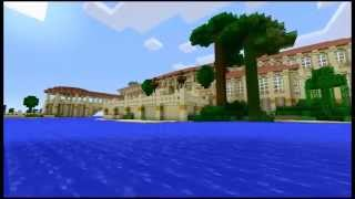 MineCraft Mansion di Lusso - Canine Production