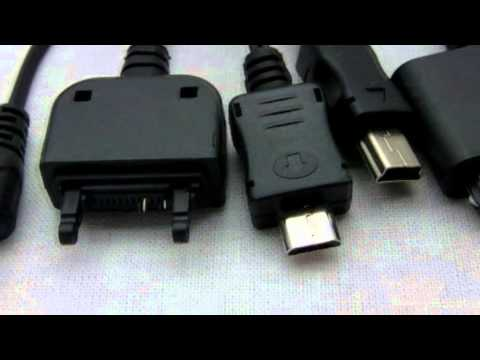 Uniwersalna ładowarka sieciowa i samochodowa USB