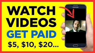 5 Apps That Pay For Watching Videos And Doing Nothing!