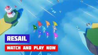 ReSail · Game · Gameplay