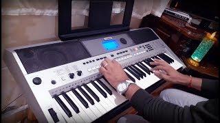 Tumse Milkar Na Jaane Kyun - Instrumental On Keyboard