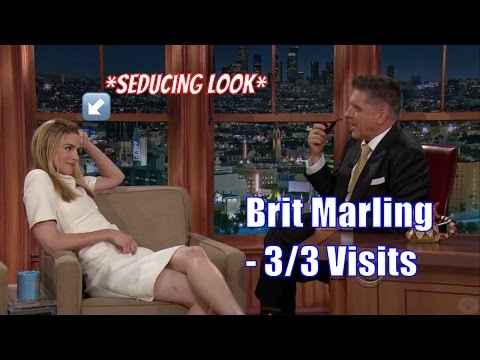 Brit Marling - They Are Talking Transpersonal Psychology (?) - 3/3 Visits In Chron. Order