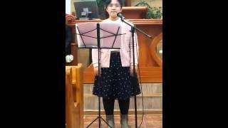 2016 3 13연제신안교회 교사교육 찬양특송