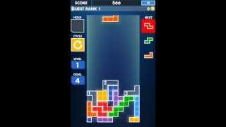 TETRIS® (by Electronic Arts) - iPhone/iPod Gameplay