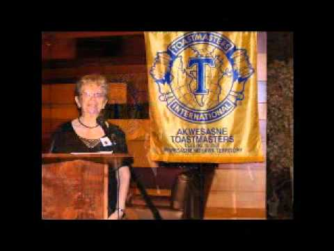 Akwesasne Toastmasters Charter Party