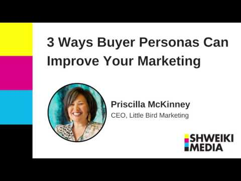 3 Reasons Buyer Personas Can Improve Your Marketing Campaigns