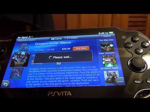 PSVita 3G + WiFi Review