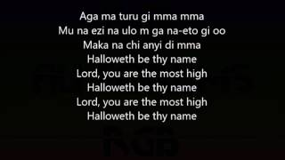 Flavour - Most High ft Semah G. (Lyrics)