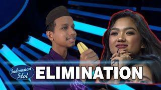 WOW!!! Marion Jola mendadak nge-fans sama Alui Kicap - ELIMINATION 1 - Indonesian Idol 2018 Parody