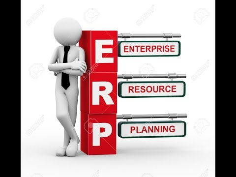 Why do we need ERP?
