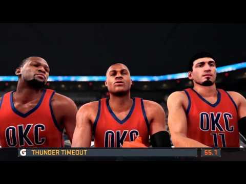Quick Game WIT Galvynn CaSH  NBA2k16
