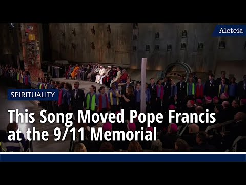 """The song that moved Pope Francis:  """"Let There Be Peace on Earth"""""""