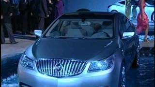 2007 Buick Riviera Concept - Unveiling