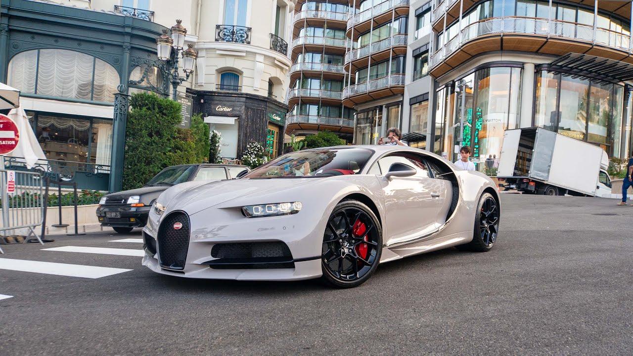 Best of Supercars in Monaco Summer 2021!
