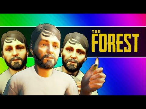 The Forest - Survival of the Idiots! (Funny Moments / Co-op