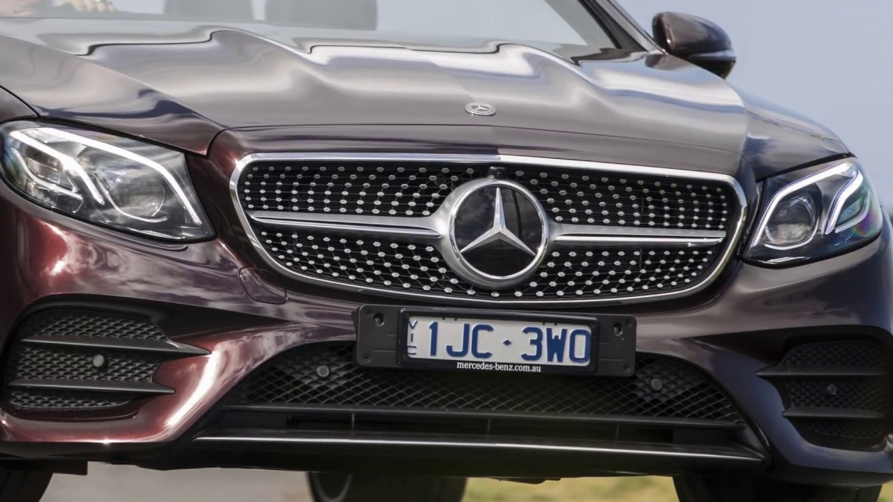 SELF PARKING Mercedes Benz E400 Cabriolet. ROADTEST and REVIEW