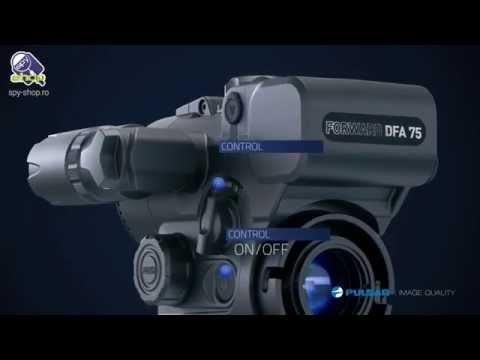 NIGHT VISION PULSAR FORWARD DN55