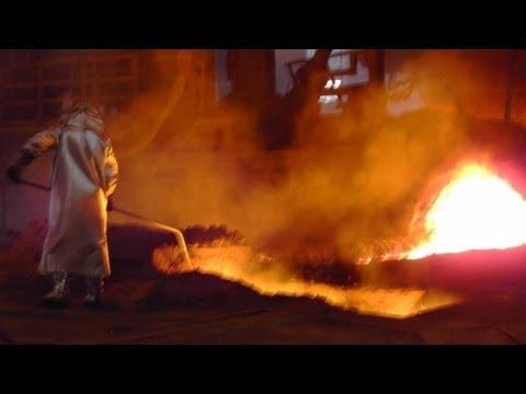 CLIP Bernard Lavilliers - Les Mains D'Or (Arcelor)