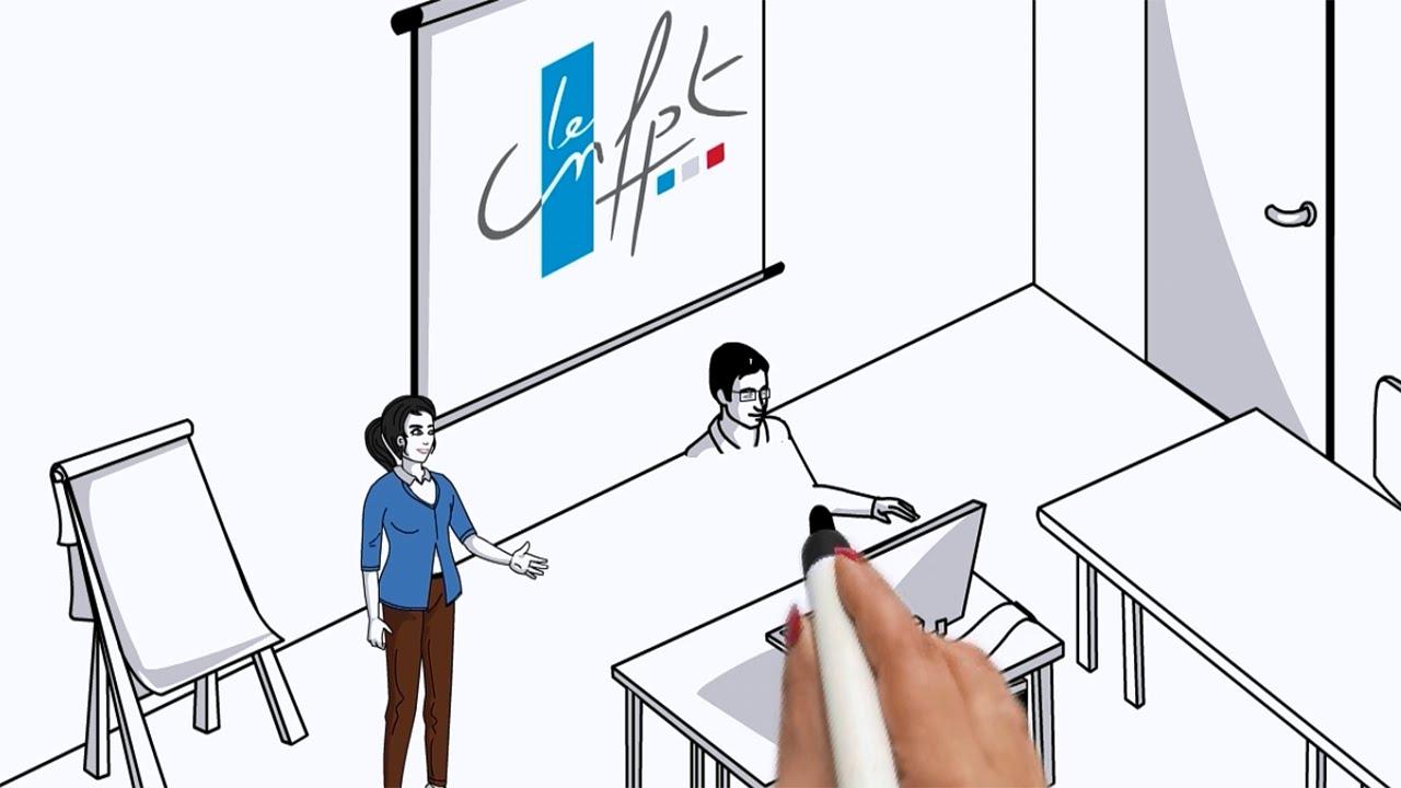Agence Pixel Farandole - Vidéo pédagogique réalisée pour le CNFPT 81565