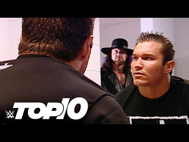 Undertaker & Randy Orton's exciting rivalry: WWE Top 10, Oct. 25, 2020
