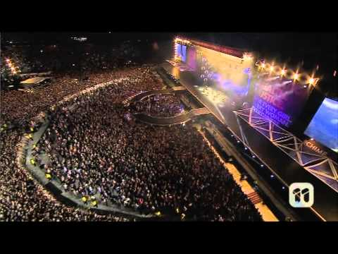 Beyonce performs Crazy Right Now  at The Sound of Change