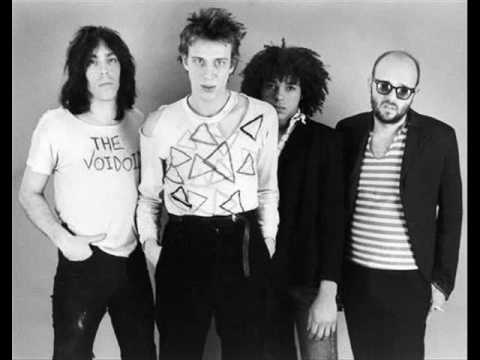 Richard Hell & The Voidoids - I´m your man (with lyrics)