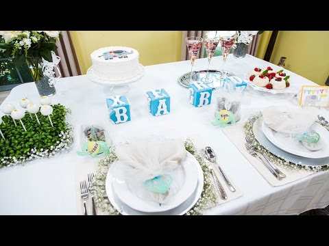 How To Throw The Perfect Baby Shower