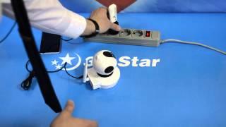 Самое легкое и простое подключение мобильного видеонаблюдения(Всего три шага необходимо для подключения Мобильного комплекта видеонаблюдения от 3GStar, посмотрите и убеди..., 2015-06-05T13:44:43.000Z)