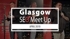 Glasgow SEO Meetup, Digital Marketing Meetup Group