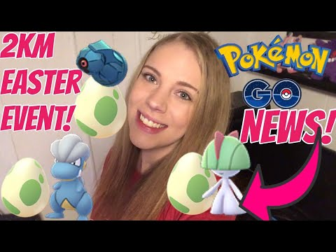 Download Youtube: SPECIAL 2KM EGG EASTER EVENT IN POKEMON GO! NEW EVENT COMING TOMORROW!
