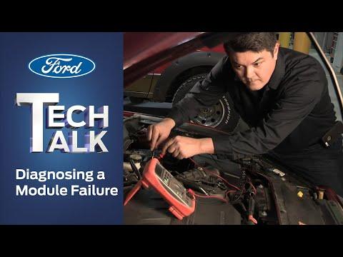 How to Diagnose a Module Failure | Ford Tech Talk