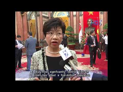 Singapore to build 5th industrial park in Vietnam -  23Apr2012