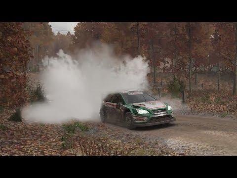 Dirt 4 - Ford Focus RS WRC - Michigan - Max complexity