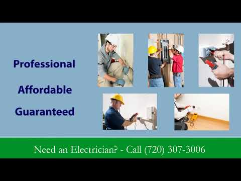 Englewood CO Local Electrical Repair 720-307-3006 | Need A Residential Electrician